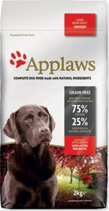 Applaws Dry Dog Chicken Large Breed Adult 15 kg