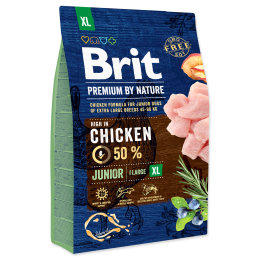 Brit Premium by Nature Junior XL 3 kg