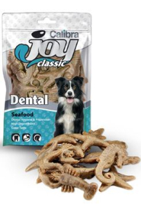 Calibra Joy Dog Classic Dental Sea Food 70 g NEW
