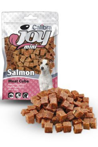 Calibra Joy Dog Mini Salmon Cube 70 g NEW