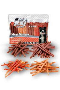 Calibra Joy Dog Multipack Meat Variety Mix 4x70 g NEW