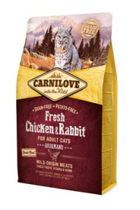 Carnilove Cat Fresh Carp & Trout Sterilised Adult 2 kg