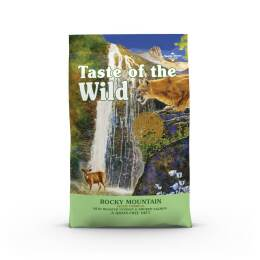 Taste of the Wild Mtn. Feline 2 kg