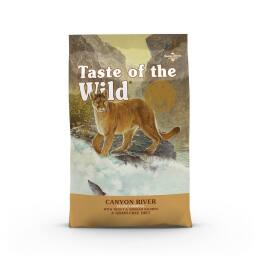 Taste of the Wild Mtn. Feline 6,6 kg