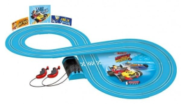 Autodráha Carrera First Mickey Racers s Donaldem