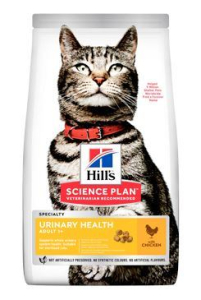 Hill's Science Plan Feline Adult Urinary Health Chicken 3 kg