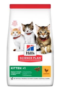 Hill's Science Plan Feline Kitten Chicken 7 kg