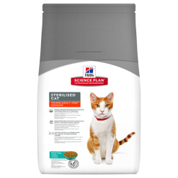 Hill's Science Plan Feline Young Adult Sterilised Tuna 10 kg