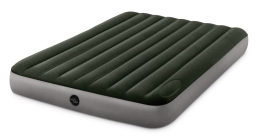Nafukovací postel Intex Downy Airbed Queen