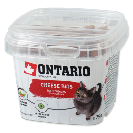 Ontario Snack Cheese Bits 75 g