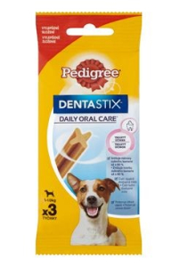 Pedigree Pochoutka Denta Stix Mini 3 ks (45g)