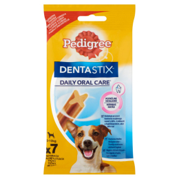 Pedigree Pochoutka Denta Stix Mini 7 ks (110g)
