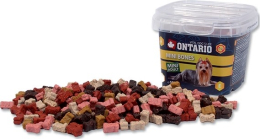 Snack ONTARIO Dog Mini Bones 100 g