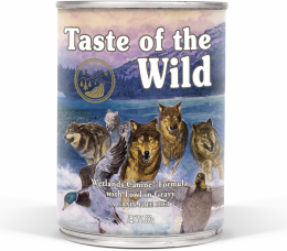 Taste of the Wild Wetlands Can Dog 390 g