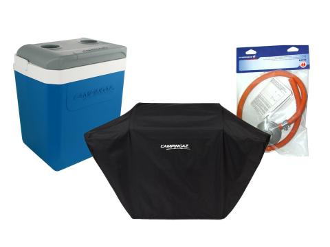 Campingaz Icetime Plus Extreme 25L + Obal na gril XL + Připojovací sada