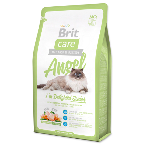 Brit cat senior Care Vafo Angel I´m Delighted 2 kg