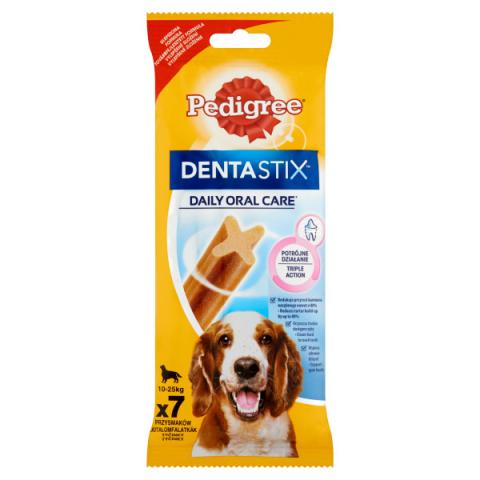 Pedigree Denta Stix pro středně velké psy 7ks/180g