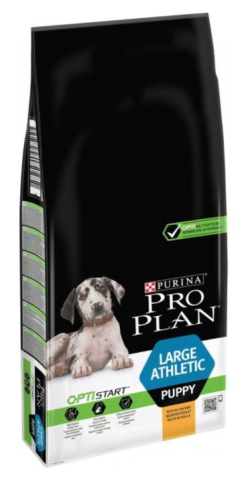 Purina Pro Plan Puppy Large Athletic Chicken 12 kg