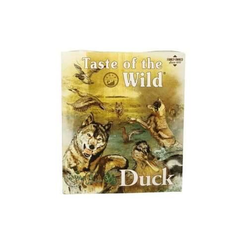 Taste of the Wild Duck and Chicken Dog Tray 390 g