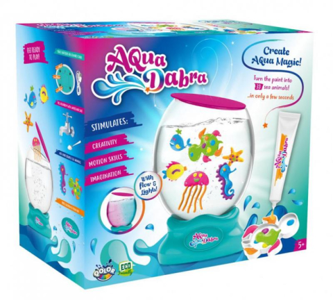AquaDabra Set s akváriem