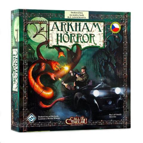 ADC Blackfire Arkham Horror Základní hra