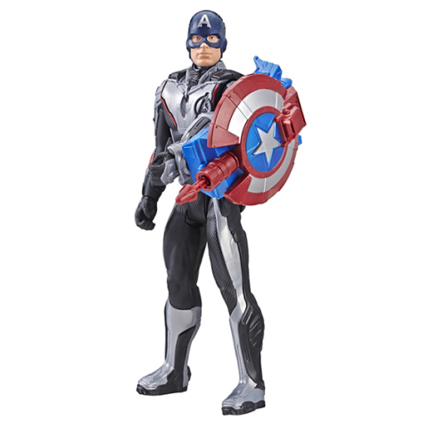 Hasbro Avengers Titan Hero Power FX Kapitán Amerika 30 cm