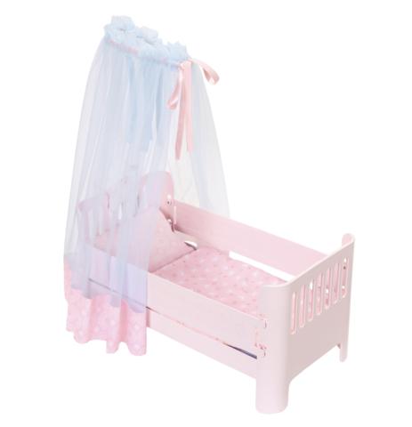Zapf Creation Baby Annabell Sladké sny postýlka pro panenky
