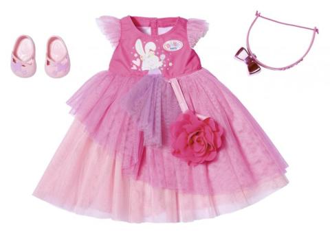 Zapf Baby Born Plesové šaty Deluxe