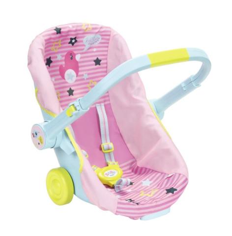 Zapf Creation BABY born Přenosná sedačka na kolečkách 824412