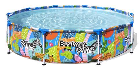 Bestway 56985 Steel Pro Max JUNGLE 305 x 66 cm