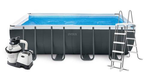 INTEX ULTRA RECTANGULAR FRAME 5,49 X 2,74 X 1,32 m 26356NP