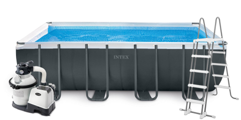 Intex ULTRA RECTANGULAR FRAME 549 x 274 x 132 cm 26356GN