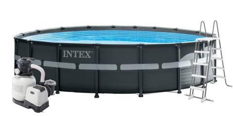 Intex ULTRA FRAME POOLS SET 5,49 m X 1,32 m 26330GN