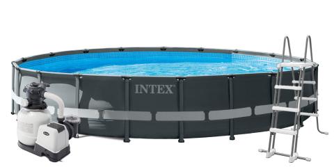 INTEX Ultra Frame pools 6.1 x 1.22m 26334NP