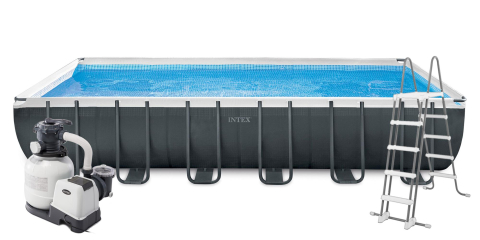 INTEX Rectangular Ultra Frame XTR 7,32 x 3,66 x 1,32 cm 26364