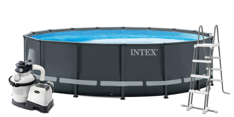 INTEX ULTRA FRAME POOLS SET 4,88 m X 1,22 m 26326GN