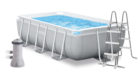 Intex Prism Frame Rectangular Pools 300 x 175 x 80 cm 26784NP