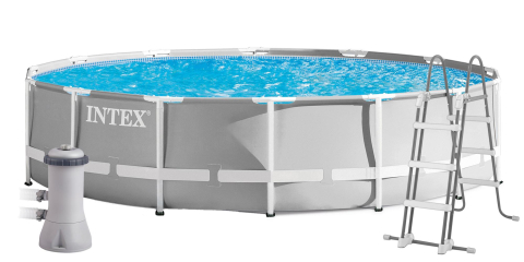 INTEX Prism Frame Pools 4.27 x 1.07m 26720NP Intex