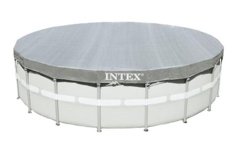 Intex 28041 Krycí plachta Ultra Frame 5,49 m