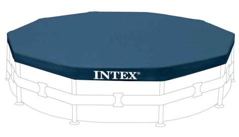 Krycí plachta Intex 427 cm | pro bazény Hawai a Prism Frame