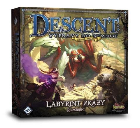 ADC Blackfire Descent: Labyrint zkázy