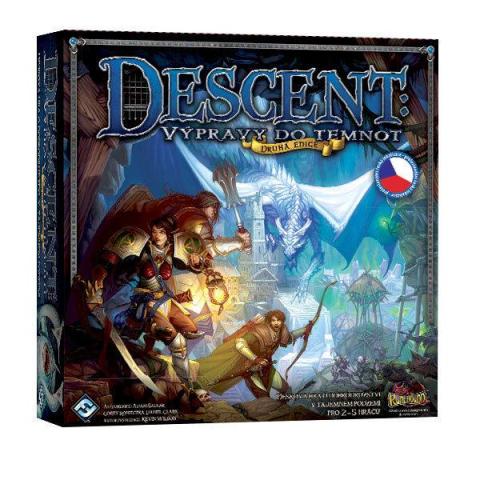 ADC Blackfire Descent: Výpravy do temnot