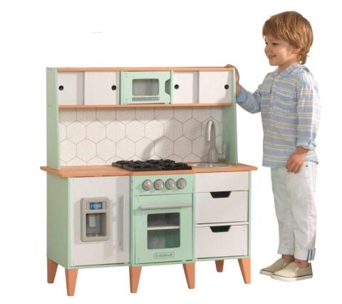 Kidkraft 53432 dřevěná kuchyňka Vintage ve stylu 50.let