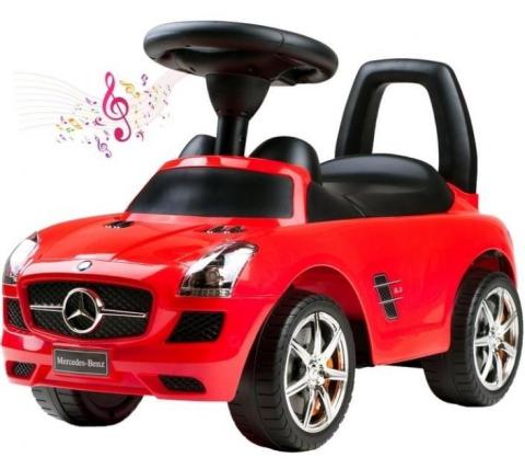 Bayo Mercedes-Benz červené