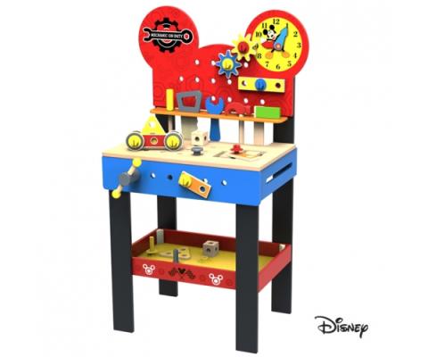 Derrson Disney Mickeyho velký dřevěný ponk pro kutily TY038