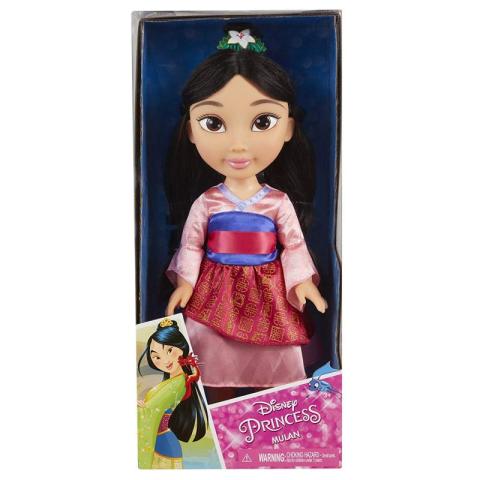 ADC Nová Disney princezna - Mulan