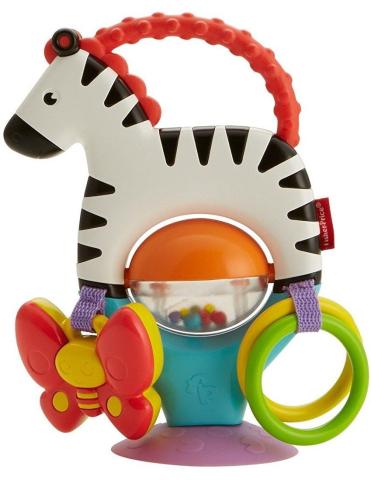 Mattel Fisher Price zebra s aktivitami
