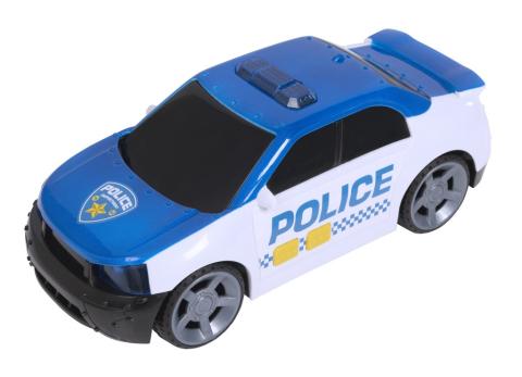 Halsall Teamsterz policejní auto se zvukem a světlem