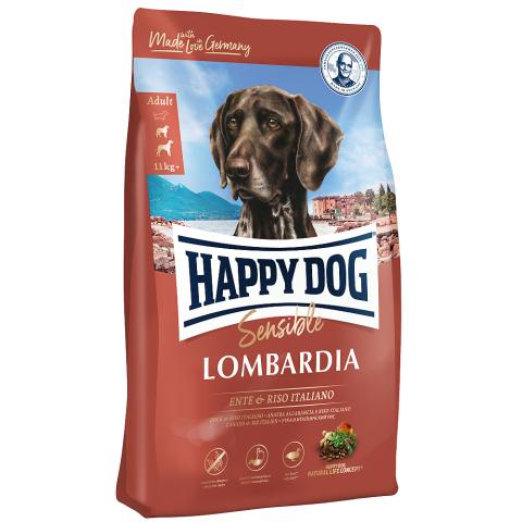 Happy Dog Supreme Sensible Lombardia 4 kg