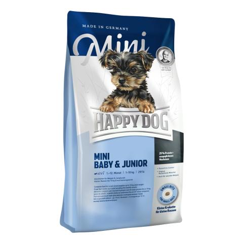 Happy dog mini baby junior 8 kg